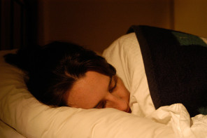 """""""Fico mais ou menos uma hora e meia acordada"""""""