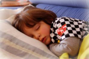 Emoções das mães e sono das crianças