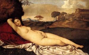 Sono Venus Giorgione