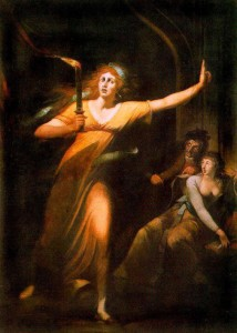 sono Fussli Lady Macbeth