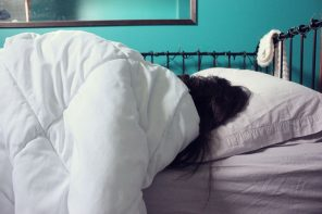 """""""Só durmo bem quatro horas seguidas"""""""