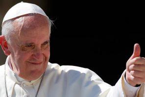 O segredo do Papa para dormir bem