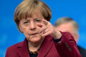 Merkel também dorme quatro horas por noite