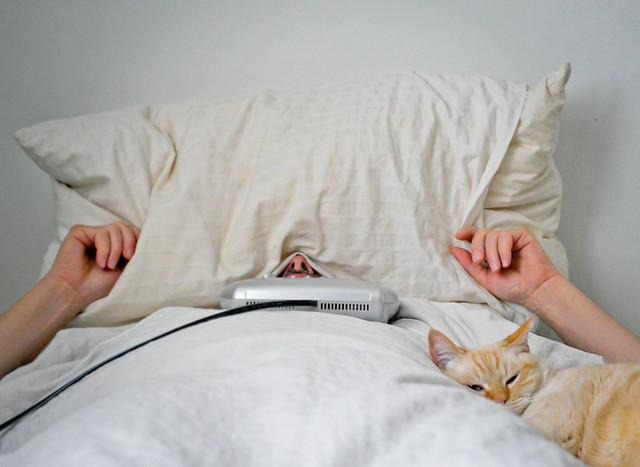 """""""Tenho conversas em voz alta e gritos durante o sono"""""""