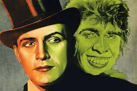 Dr. Jekyll e Mr Hyde nasceram de um sonho