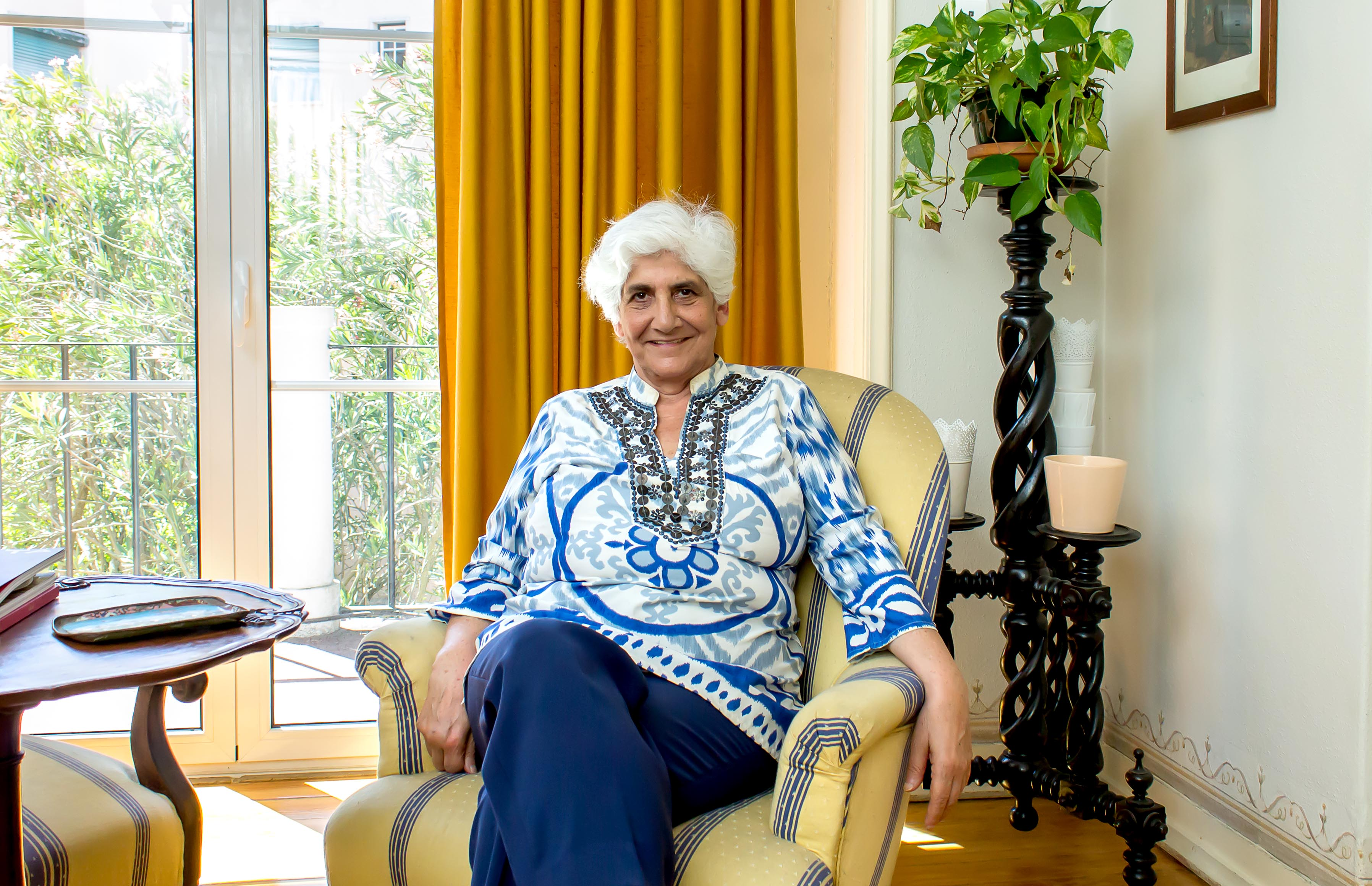 Teresa Paiva no grupo das 10 mulheres mais influentes em Ciência e Saúde