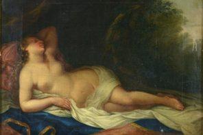 Vénus a dormir